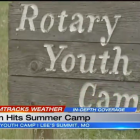 Youth camp among locations hit by EF-0 tornado in Lake Lotawana